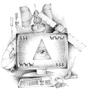 manipulare tv satelit