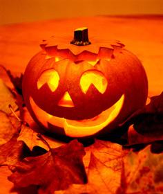 Halloween bostan hidos